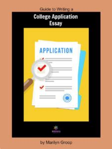 How to write the perfect college application essay: tips